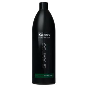 Kapous Professional Шампунь для всех типов волос с ароматом ментола 1000 МЛ