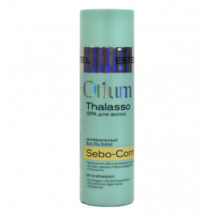Estel минеральный бальзам для волос otium thalasso sebo-control 200 мл