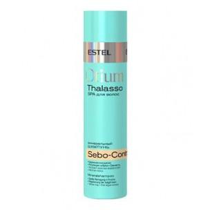 Estel минеральный шампунь для волос otium thalasso sebo-control 250 мл
