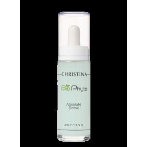 Christina bio phyto absolute detox serum - детокс-сыворотка «абсолют» - 30 мл