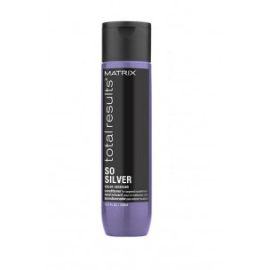Matrix total results color obsessed so silver  кондиционер 300 мл