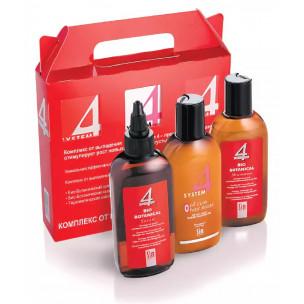Sim sensitive system 4 комплекс от выпадения волос 200 мл.