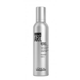 L'oréal professionnel ребел пуш ап - пудровый мусс 250 мл