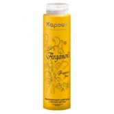 Kapous professional увлажняющий шампунь с маслом арганы arganoil 300 мл