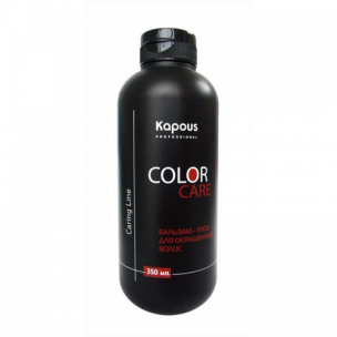 Kapous professional бальзам для окрашенных волос color care caring line 350 мл