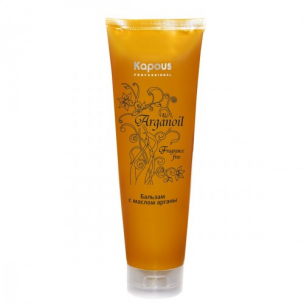 Kapous professional бальзам с маслом арганы arganoil 200 мл