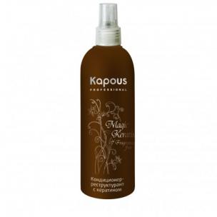 Kapous professional кондиционер-реструктурант  magic keratin 200 мл +