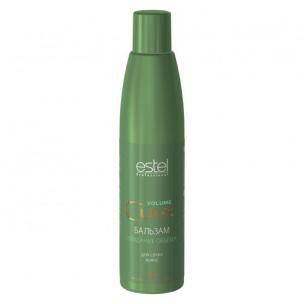 Estel curex volume бальзам для придания объема для сухих волос 250 мл