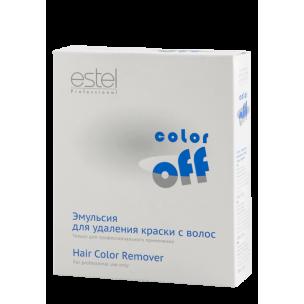 Estel эмульсия для удаления краски с волос color off