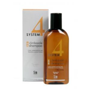 Sim sensitive system 4 терапевтический шампунь № 2 215 мл