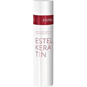 Estel кератиновый шампунь для волос keratin 250 мл