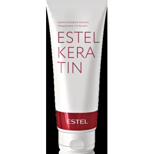 Estel кератиновая маска для волос keratin 250 мл