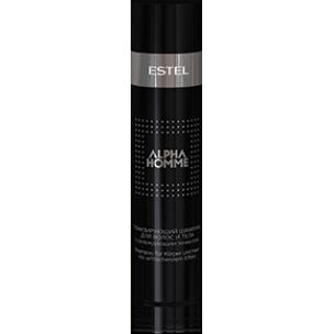 Estel шампунь тонизирующий с охлаждающим эффектом для волос и тела  alpha homme  250 мл