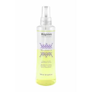 Kapous двухфазное масло macadamia oil kapous 200 мл
