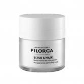 Filorga скраб и маска отшелушивающая оксигенирующая  55 мл