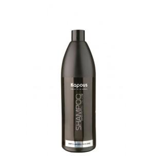 Kapous шампунь глубокой очистки для всех типов  волос studio 1000 мл