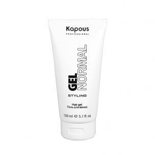 Гель для волос нормальной фиксации Kapous 150 мл