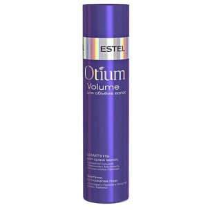 Estel шампунь для объёма сухих волос otium volume 250 мл