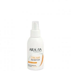 Aravia крем для замедления роста волос с папаином   100 мл