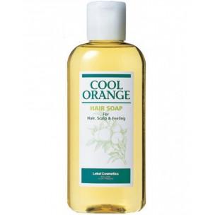 Lebel шампунь для волос - cool orange hair soap cool lebel 200 мл