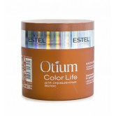 Estel маска-коктейль для окрашенных волос otium color life 300 мл