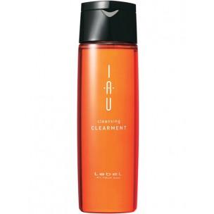 Lebel аромашампунь для волос - освежающий для нормальной кожи головы iau cleansing clearment  200 мл