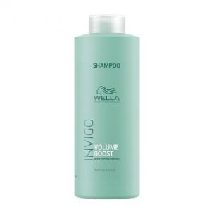 Wella volume boost шампунь для придания объема 1000 мл