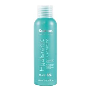 Kapous крем-эмульсия окисляющий с гиалуроновой кислотой - 6% 150 мл kapous