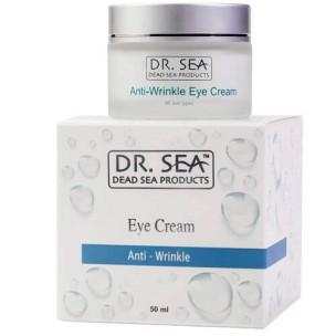 Dr. sea крем от морщин вокруг глаз 50 мл