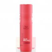 Wella invigo color brilliance шампунь для защиты цвета окрашенных жестких волос 250 мл