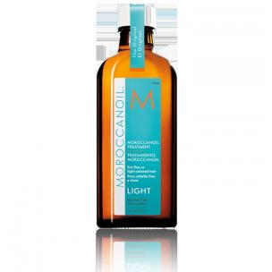 Moroccanoil легкое восстанавливающее средство  (масло)  light  treatment light 100 мл