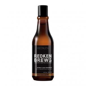 Redken брюс шампунь экстра клин - интенсивное очищение 300 мл