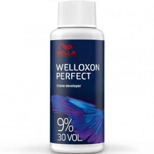 Wella окислитель welloxon perfect 30v 9,0% 60 мл
